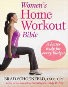 The Women's Home Workout Bible, Paperback / softback Book