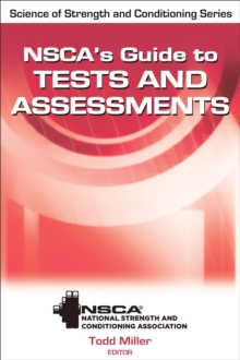 NSCA's Guide to Tests and Assessments, Hardback Book
