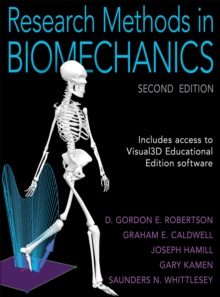 Research Methods in Biomechanics, Hardback Book