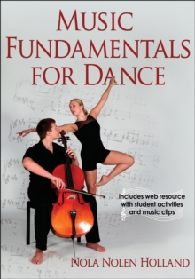Music Fundamentals for Dance, Paperback / softback Book