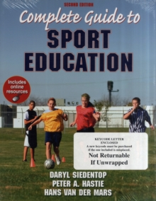 Complete Guide to Sport Education, Paperback / softback Book