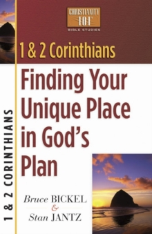 1 and 2 Corinthians: Finding Your Unique Place in God's Plan, Paperback / softback Book