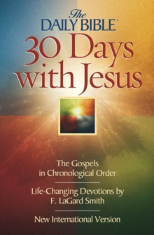 30 Days with Jesus, Paperback Book