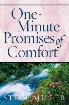 One-Minute Promises of Comfort, Paperback / softback Book
