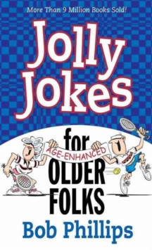 Jolly Jokes for Older Folks, Paperback Book