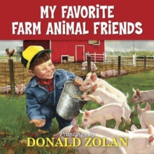My Favorite Farm Animal Friends, Hardback Book