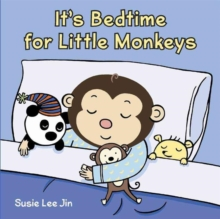 It's Bedtime for Little Monkeys, Hardback Book