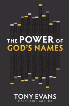 The Power of God's Names, Paperback / softback Book