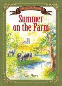 Summer on the Farm, Paperback Book
