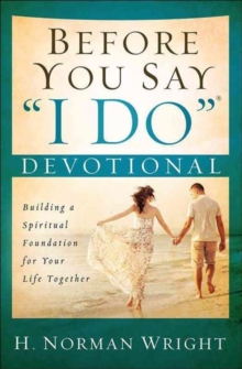 BEFORE YOU SAY I DO DEVOTIONAL, Paperback Book