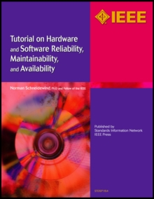 Tutorial on Hardware and Software Reliability, Maintainability and Availability, Paperback / softback Book