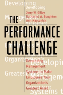 The Performance Challenge, Paperback / softback Book