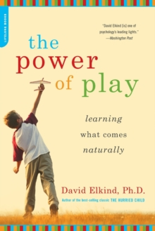 The Power of Play : Learning What Comes Naturally, Paperback Book