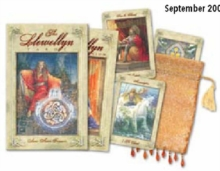 The Llewellyn Tarot, Mixed media product Book