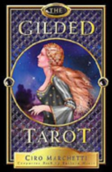 The Gilded Tarot, Mixed media product Book