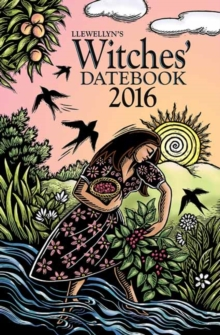 Llewellyn's 2016 Witches' Datebook, Spiral bound Book