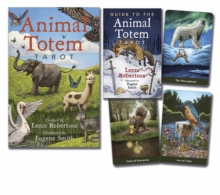 Animal Totem Tarot, Kit Book