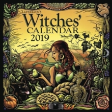 Llewellyn's 2019 Witches' Calendar, Calendar Book
