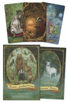 Forest of Enchantment Tarot, Kit Book