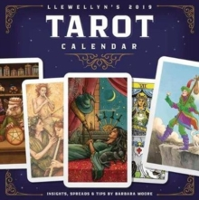 Llewellyn's 2019 Tarot Calendar : Insights, Spreads, and Tips, Calendar Book