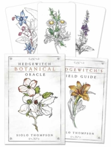 Hedgewitch Botanical Oracle, Kit Book
