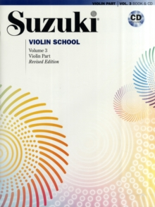 SUZUKI VIOLIN SCHOOL VIOLIN PART CD VOLU, Paperback Book