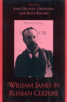 William James in Russian Culture, Hardback Book
