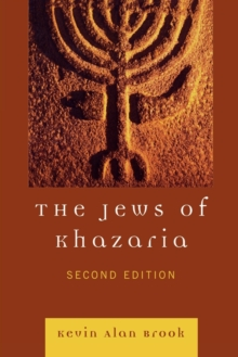 The Jews of Khazaria, Paperback Book