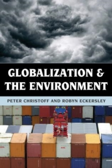 Globalization and the Environment, Paperback / softback Book