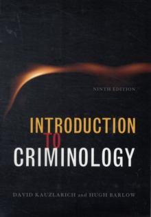 Introduction to Criminology, Paperback / softback Book
