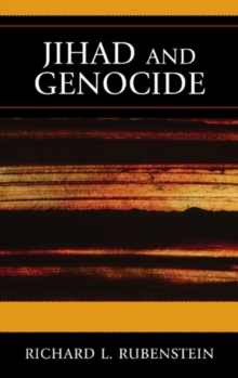 Jihad and Genocide, Paperback / softback Book