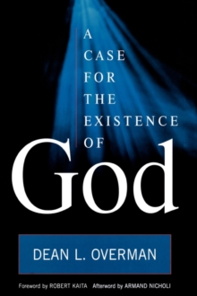 A Case for the Existence of God, Hardback Book