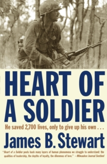 Heart of a Soldier, Paperback Book