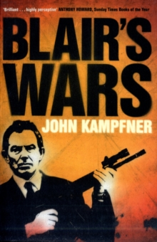 Blair's Wars, Paperback Book