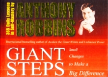 Giant Steps : Small Changes to Make a Big Difference, Paperback / softback Book