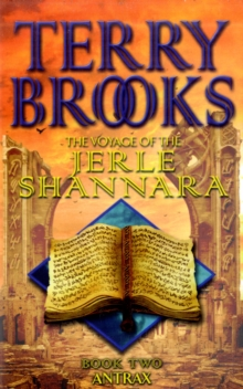 Antrax : The Voyage Of The Jerle Shannara 2, Paperback Book