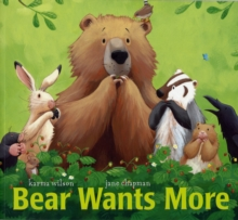 Bear Wants More, Paperback / softback Book