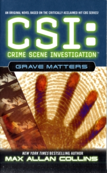 Grave Matters, Paperback Book