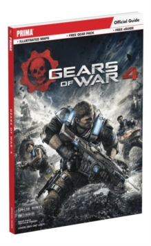 Gears of War 4, Paperback Book