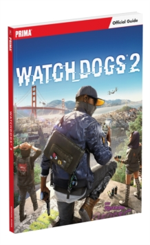 Watch Dogs 2, Paperback Book