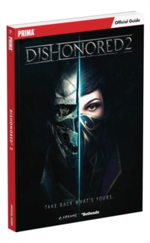 Dishonored 2, Paperback Book