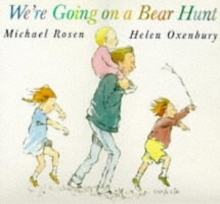 We're Going on a Bear Hunt, Paperback Book