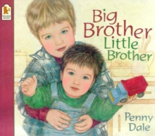 Big Brother, Little Brother, Paperback Book