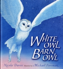 White Owl, Barn Owl Pbk With Cd, Hardback Book