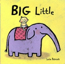 Big Little, Board book Book