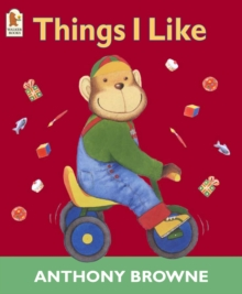 Things I Like, Paperback Book