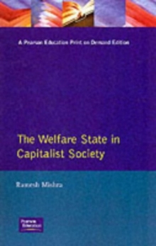 Welfare State Capitalst Society, Paperback / softback Book