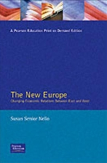 The New Europe, Paperback / softback Book