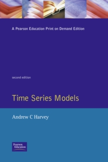 Time Series Models, Paperback Book