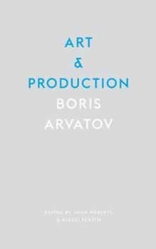 Art and Production, Paperback / softback Book